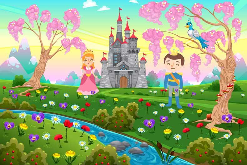 Die schlafende Prinzessin – Ein Märchen über die Liebe