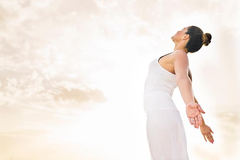 Yoga-Übungen für mehr Energie, innere Balance und Ausgeglichenheit